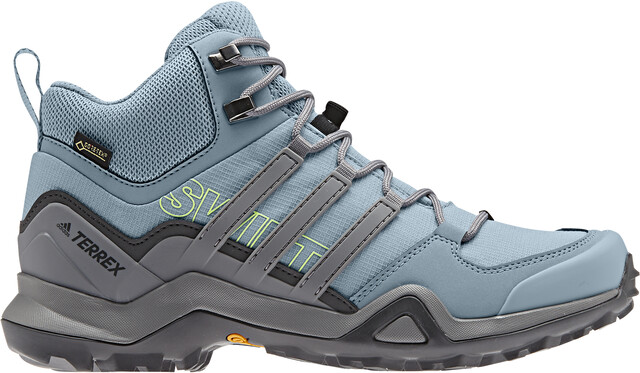adidas TERREX Swift R2 Mid GTX Shoes Women ash grey/gretwo/gresix